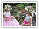wreath flowergirls